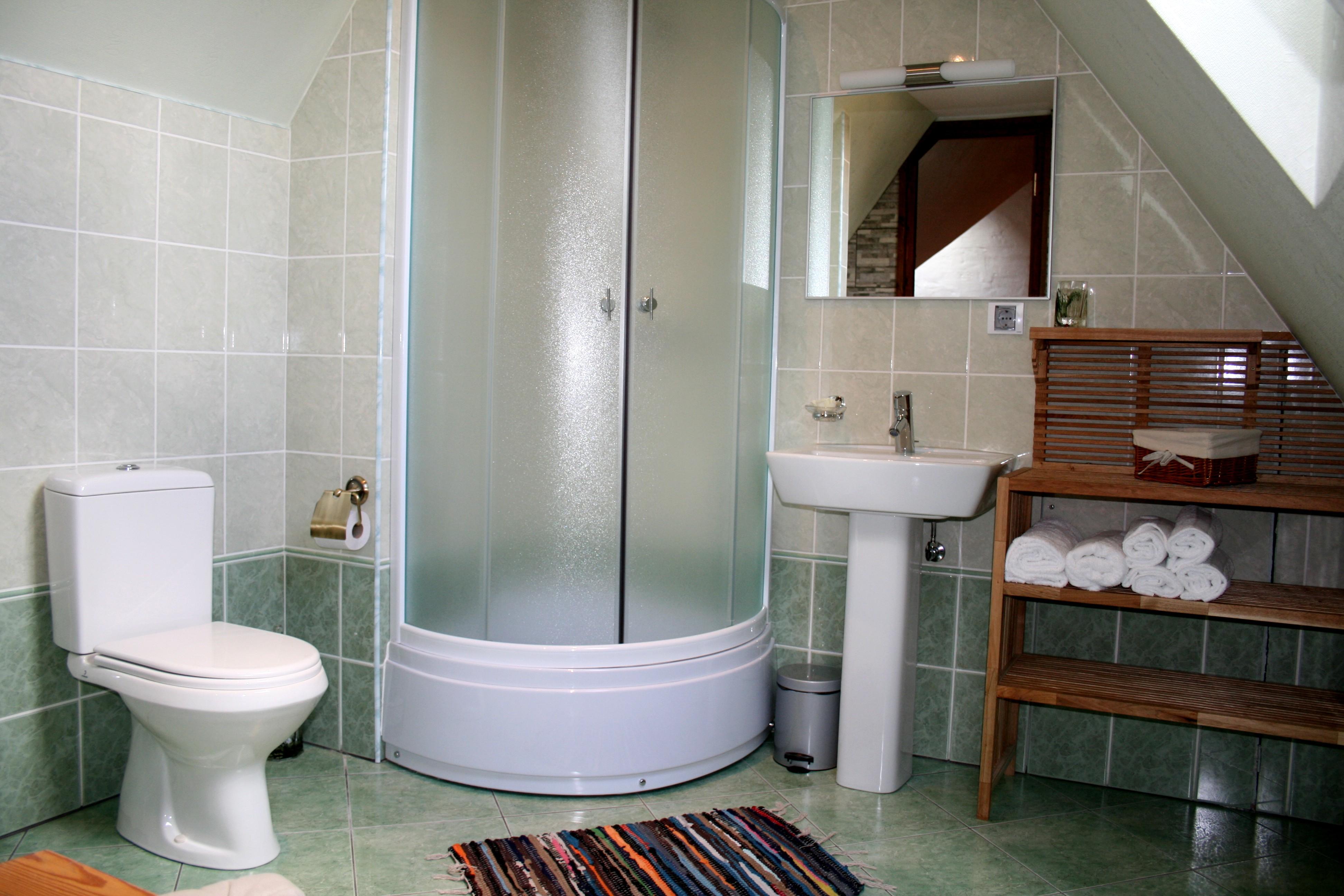 Dušas telpa