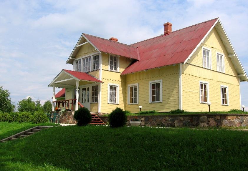 Dzeltenā māja