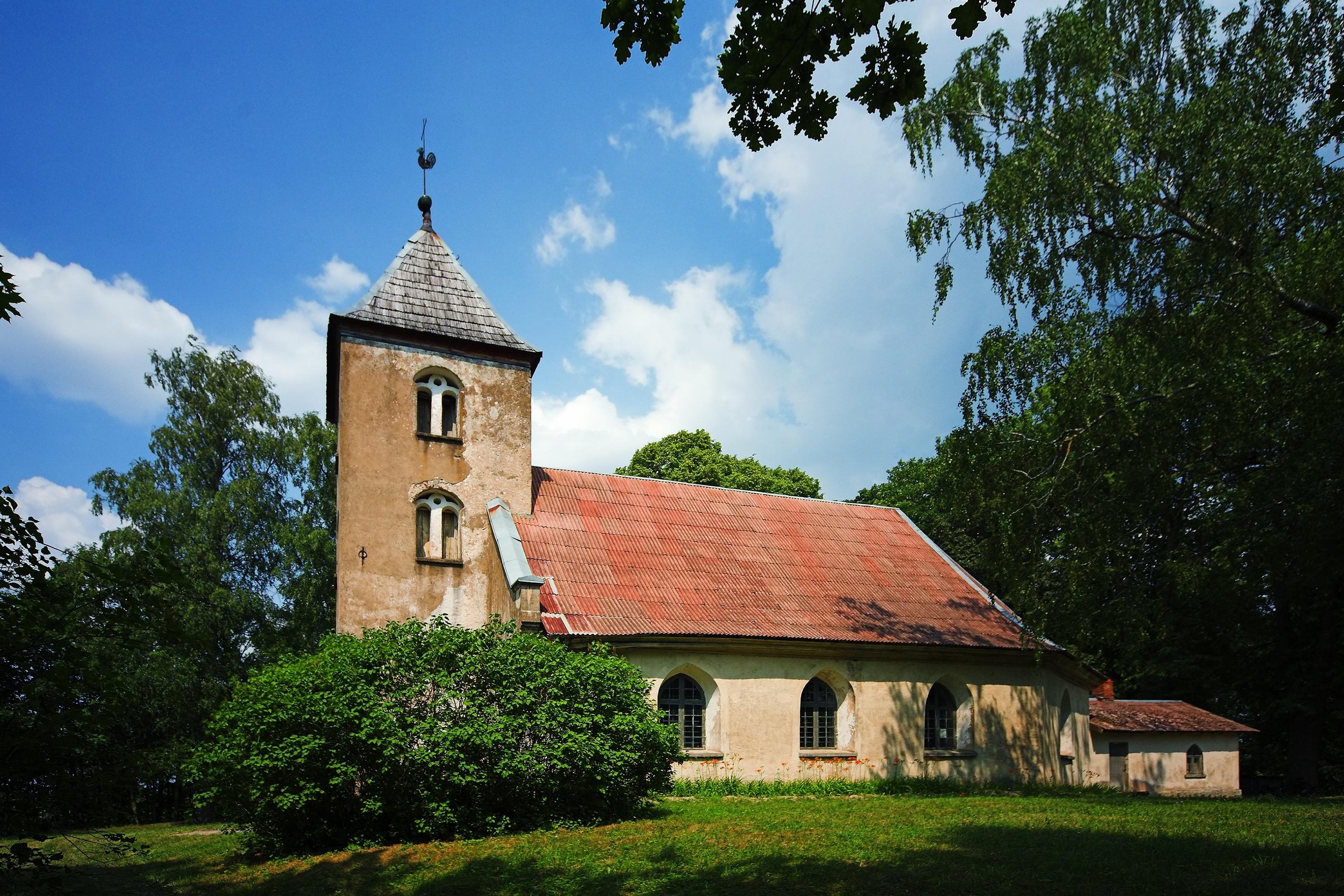 Gaiķu luteriskā baznīca