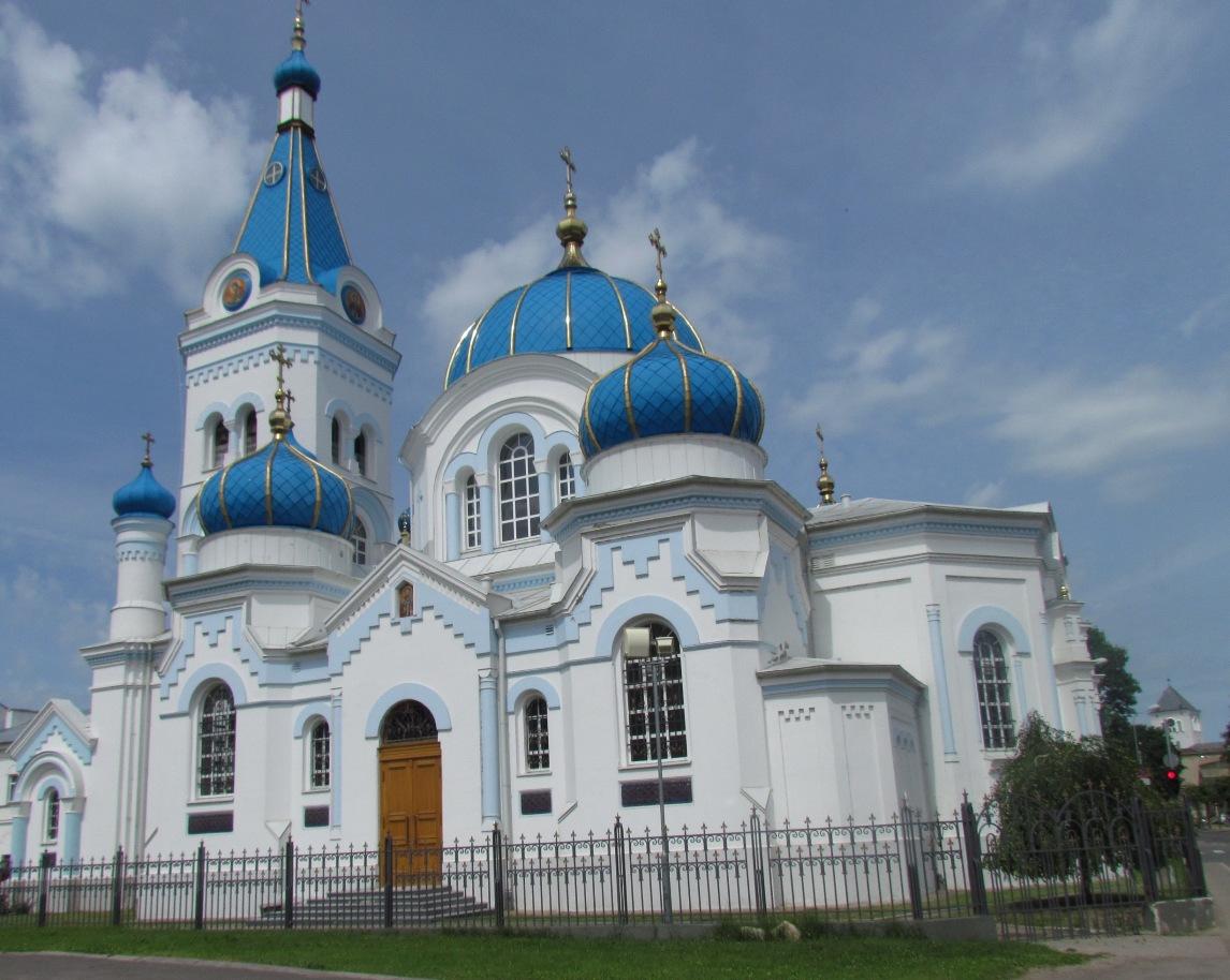 Sv. Simeona un Sv. Annas pareizticīgo katedrāle