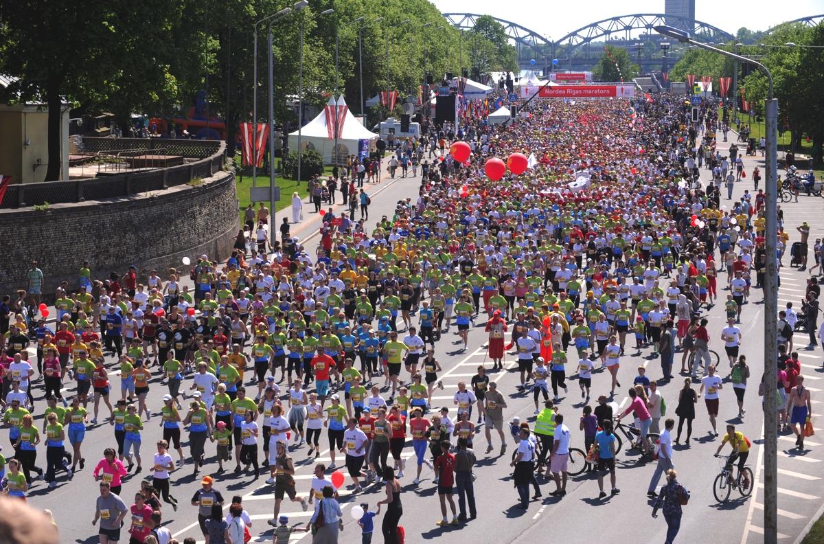 Nordea Riga Marathon