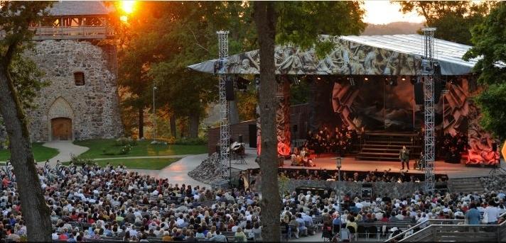 XXII Sigulda Opera Music Festival