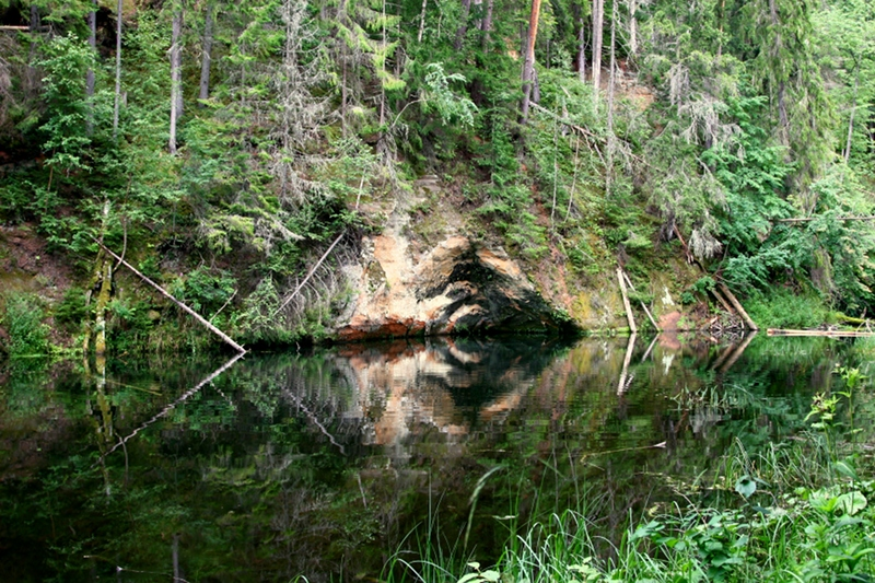 Cīrulīšu dabas takas