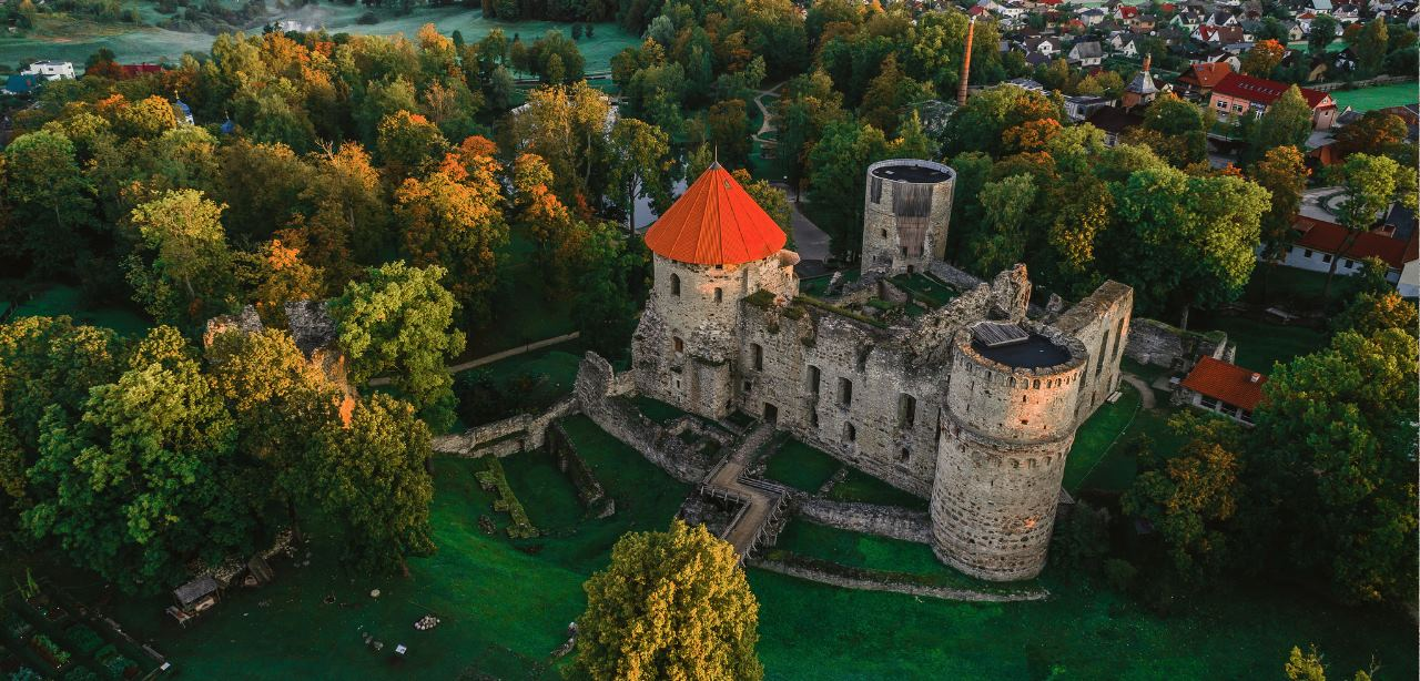 Top 10 Attractions in Cesis