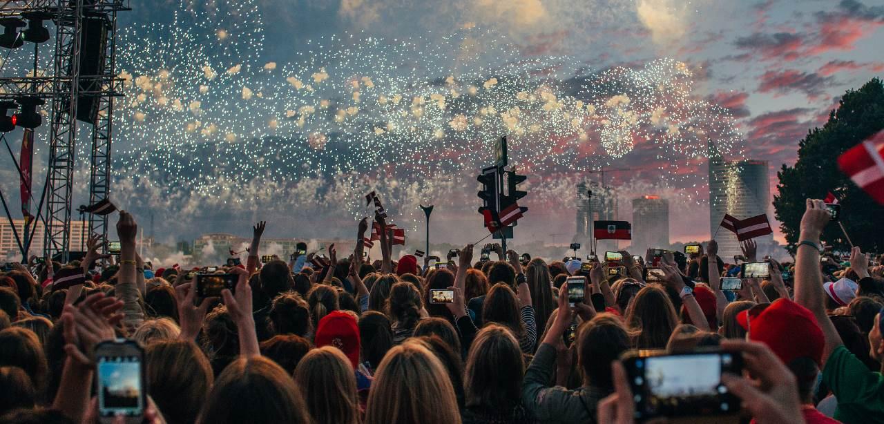 Top 10 Events In Latvia 2018 Latvia Travel