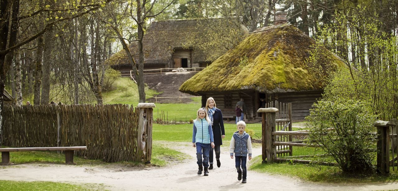 Latvian Ethnographic Open-Air Museum