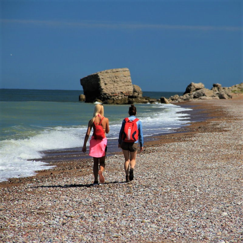 Long Distance Hiking Trails Latvia Travel