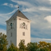 Tower of St.Trinity Church in Jelgava