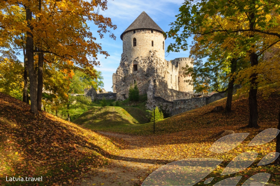 In Cesis History Meets Modernity Latvia Travel