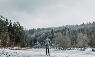 Experience winter in Latvia like a local