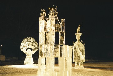 International Ice Sculpture Festival