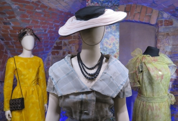 A tribute to Dior and femininity at the Fashion Museum in Riga