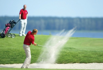 Another world-class golf course opened in Latvia