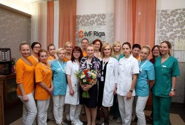 First Centre for Reproductive Genetics in the Baltic States and Northern Europe Opened in Riga