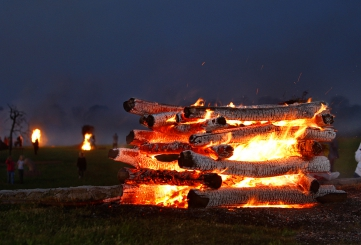 Don't miss Jāņi celebration and waiting for a sunrise