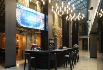 Five-Star Pullman Hotel Opened in Riga: the First in the Baltic States