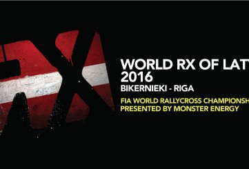 Riga to host Monster Energy FIA World Rallycross Championship event in 2016