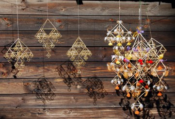 Also on the agenda – making the traditional mobiles