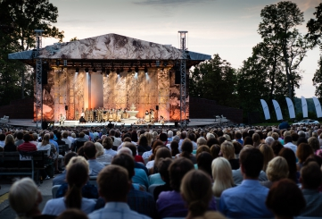Sigulda Opera Music Festival – Verdi Masked Ball Open-Air Original Performance