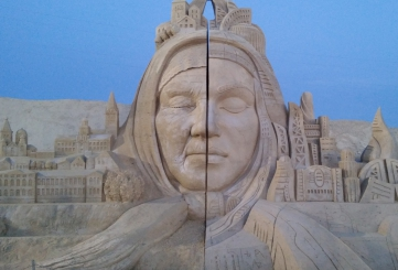 International Sand Sculptures Festival in Jelgava – already in June