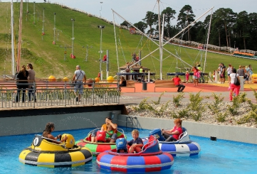 Adventure Park in Ventspils - still the most popular