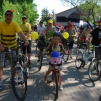 Cycling festival and cycling night in Kuldīga