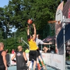"International street basketball tournament,,Ghetto Games"" in Jurmala"