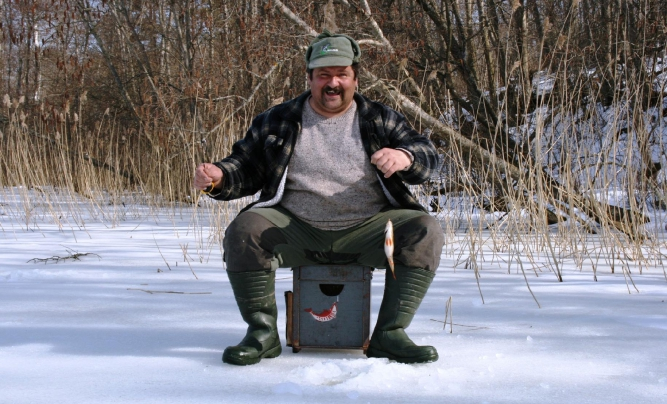 Angling in Rivers and Lakes