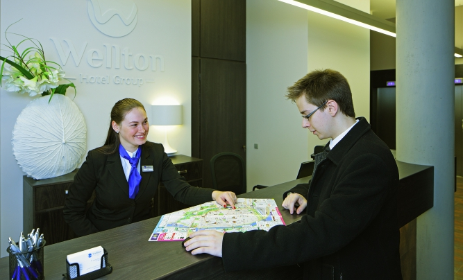 Wellton Centrum Hotel & Spa