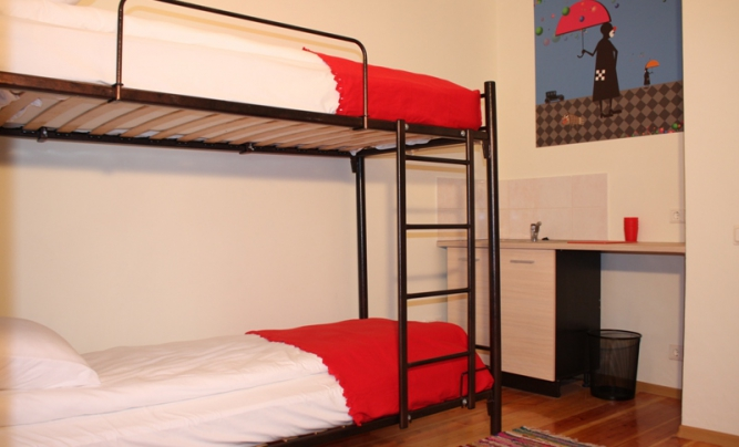 Red Nose hostel