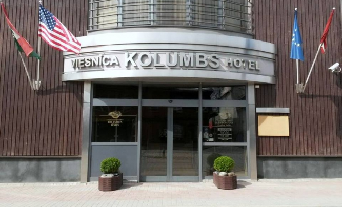 Hotel Kolumbs