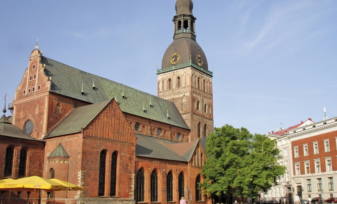 Riga Dome Church