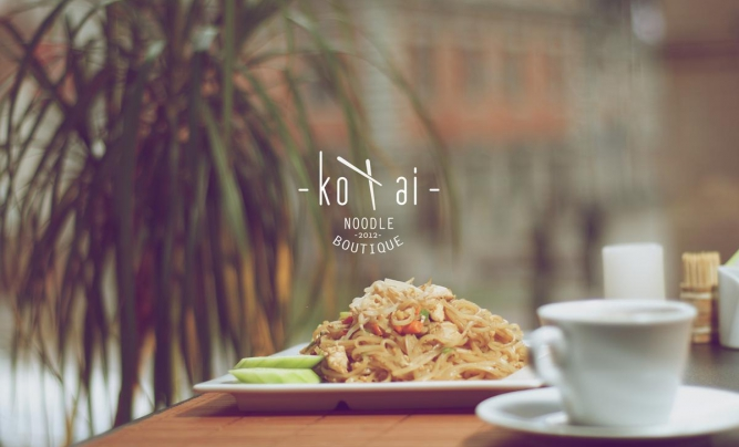 Kotai Thai Noodle boutique