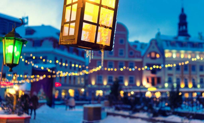 Christmas markets in Riga
