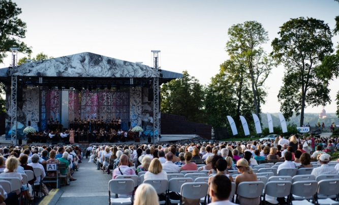 International Sigulda Opera Music Festival