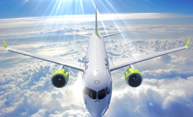 Airline airBaltic begins direct flights to Abu Dhabi