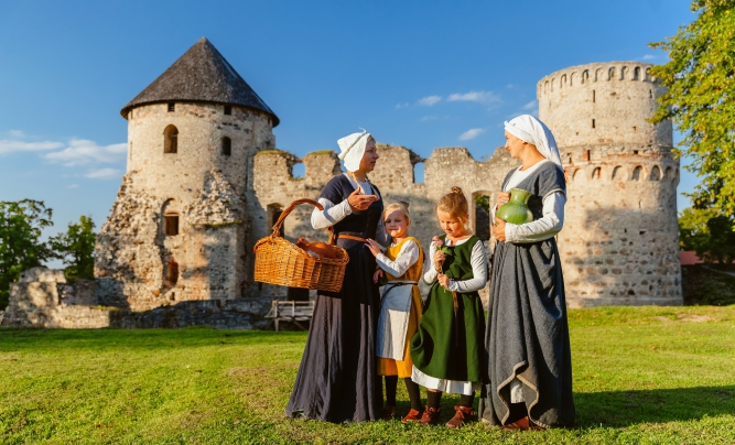 Get to know the Hanseatic League cities!
