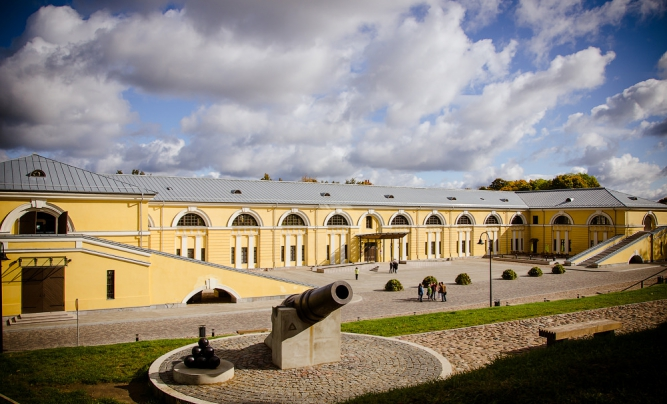 Daugavpils — the city of art and a great fortress