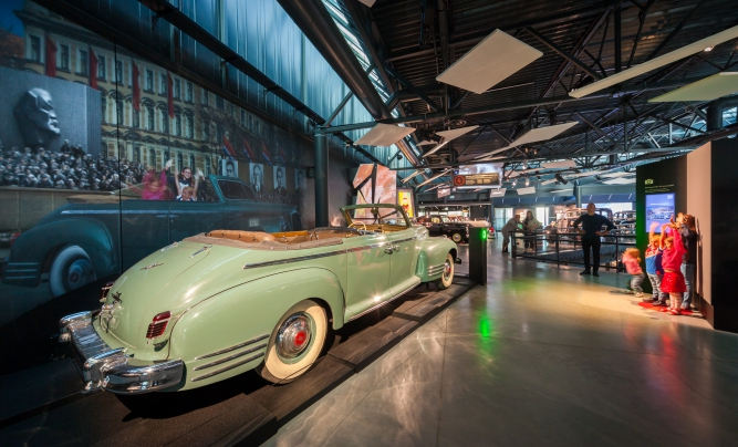Riga Motor Museum gains astonishing popularity in a short time