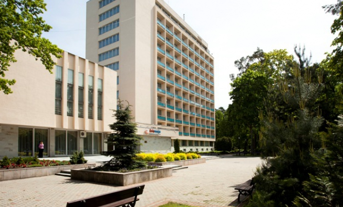"Health and rehabilitation hotel ""Belorusija"""