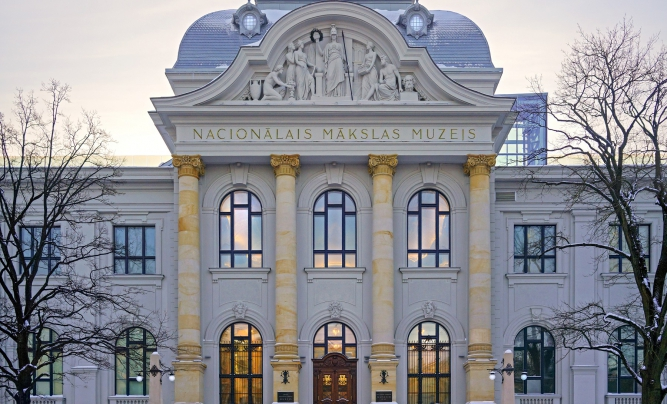 Latvian National Museum of Art