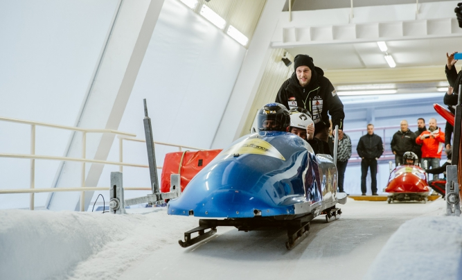 Sigulda Bobsleigh and Luge Track