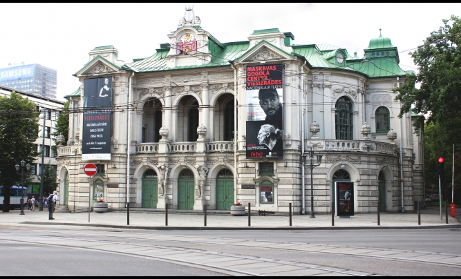Latvian National Theater