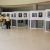 Picture exibition in Latgale.