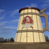 Munchhausen's biggest beer cup
