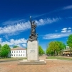 Latgale liberation monument